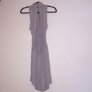 NWT Tobi designer open back dress